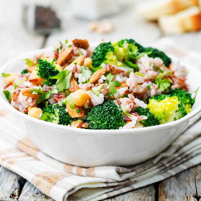 Plan personalizado de alimentación saludable