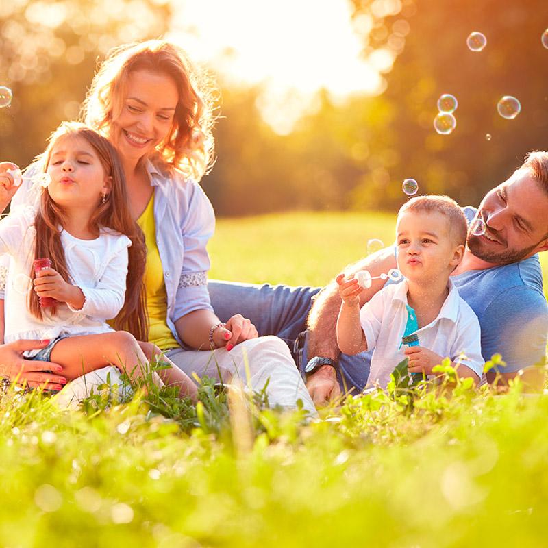 Concienciación a Familiares